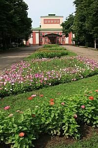 """District park """"Shakhtarskyi"""""""