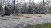 """Районний парк """"Залізничників"""""""
