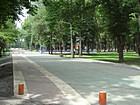 Recreation park named after Bohdan Khmelnytskyi