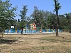 Yunatskyi district park