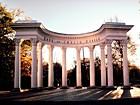 Park named after Fedir Mershavtsev